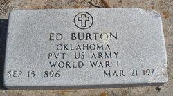 Ed Burton