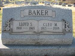 Cleo M. <I>Swank</I> Baker