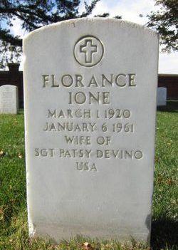Florance Ione Devino