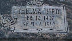 Thelma <I>Bird</I> Harmer