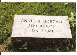 Annie <I>Brown</I> Morgan