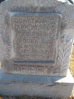 Dora Victoria <I>Hudson</I> Peery