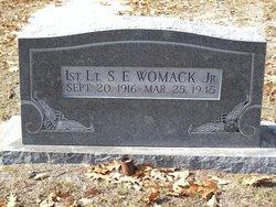 Lieut Sollie E Womack Jr.