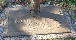 Billie W Davis