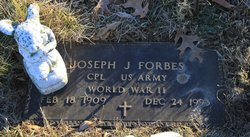 Joseph J Forbes