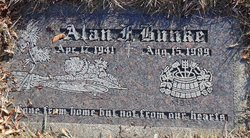 Alan F Burke