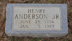 Henry Anderson, Jr