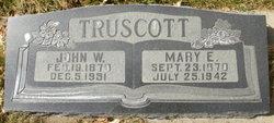 Mary Ellen <I>Lake</I> Truscott