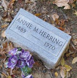 Annie M. <I>Coleman</I> Herring