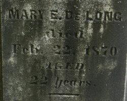 Mary Elizabeth DeLong