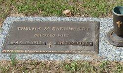 Thelma M. Barnhardt