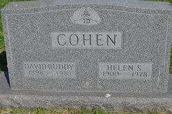 "David M. ""Buddy"" Cohen"