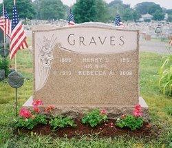 "Rebecca Ann ""Becky"" <I>Backman Alley</I> Graves"