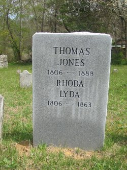 Phalby Rhoda <I>Lyda</I> Jones
