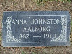 Anna <I>Johnston</I> Aalborg