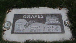 Barbara <I>Palmer</I> Graves