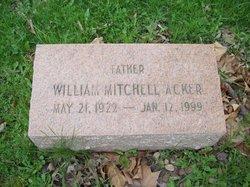 William Mitchell Acker