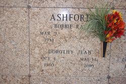 Bobbie Ray Ashford