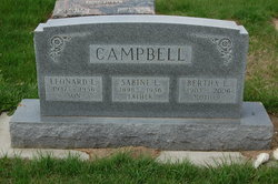 Leonard L Campbell