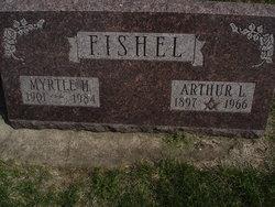 Myrtle H <I>Warner</I> Fishel
