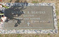 "Lilyann Elizabeth ""Lillian"" <I>Smith</I> Beavers"