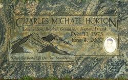 "Charles Michael ""Chuck"" Horton"