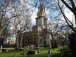 St Annes Churchyard