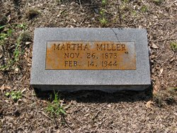Martha <I>Henckel</I> Miller