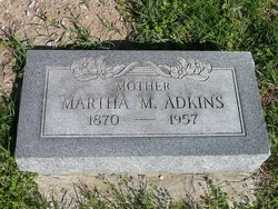 Martha M. Adkins