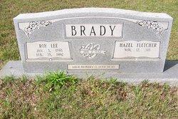 Hazel <I>Fletcher</I> Brady