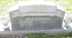 James Franklin Breeding