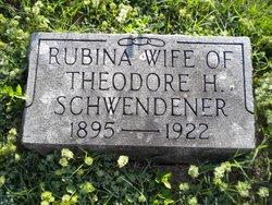 Rubina <I>Thome</I> Schwendener