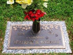 Beatrice <I>Badger</I> Gardner