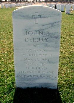 John P Delury