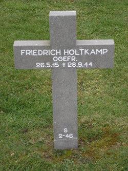 Friedrich Holtkamp