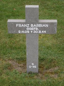 Franz Barbian