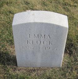 Emma R Klock