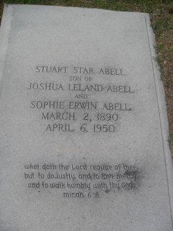 Stuart Star Abell, Sr