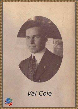 "Valentine Rue ""Val"" Cole"