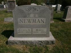 Marx Newman
