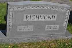 Rebecca <I>Fligeltaub</I> Richmond