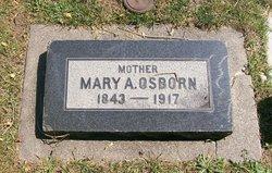 Mary Amelia <I>Rollins</I> Osborn