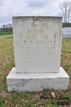 Mary <I>Raynor</I> Gurganus