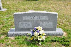 Leona <I>Gurganus</I> Raynor