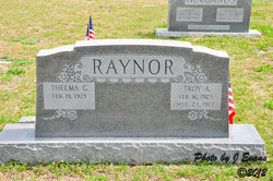 Troy Arnold Raynor