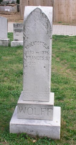 Robert Otto Wolff, Jr
