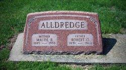 Maude <I>Beamer</I> Alldredge