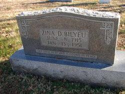 Zina Doyle Bilyeu
