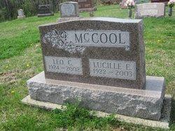 Lucille Elizabeth <I>Fourman</I> McCool