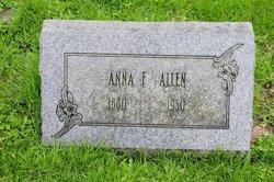 Anna <I>Ferguson</I> Allen